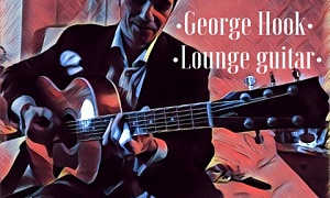 George Hook lounge guitar